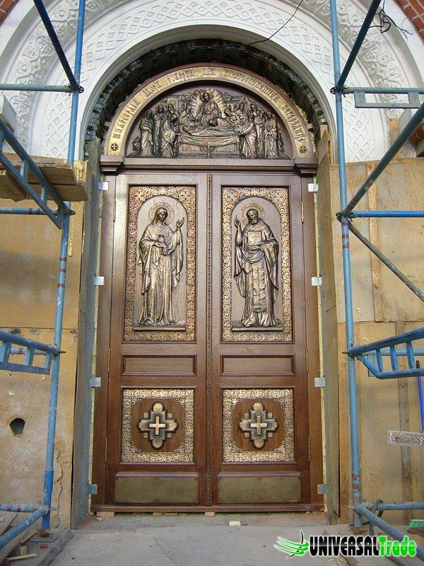 металлические изделия в храмах церквях